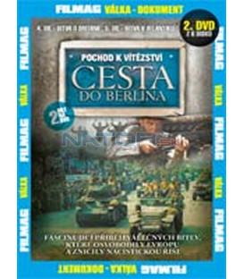 Pochod k vítězství - Cesta do Berlína 2. DVD (March to Victory: Road to Berlin)