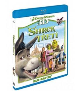 Shrek Třetí (Blu-ray) 3D   (Shrek The Third)