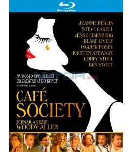 Café Society (Café Society) Blu-ray