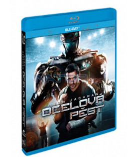 Ocelová pěst (Real Steel) Blu-ray