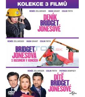 Kolekce 3x DVD Bridget Jonesová