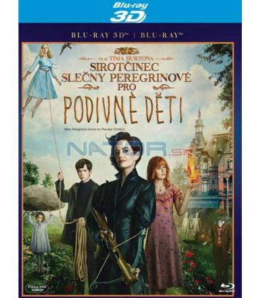 Sirotčinec slečny Peregrinové pro podivné děti (Miss Peregrines Home for Peculiar Children) 2D (1disk) Blu-ray 2D+3D (2disky)
