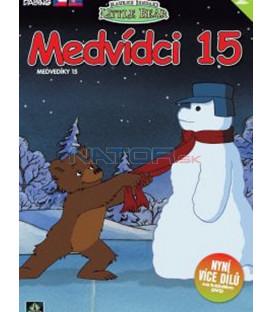 MEDVÍDCI 15 DVD