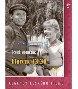 Florenc 13:30 DVD