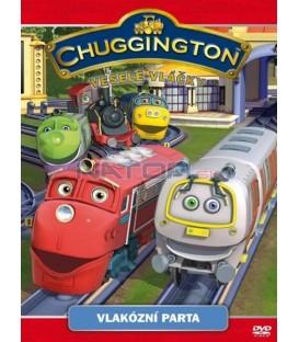 Chuggington  - Veselé vláčky 10 - Vlakózní parta