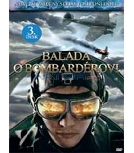 BALADA o bombardérovi – 3. DVD (Ballad about the Bomber) – SLIM BOX