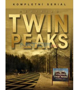Městečko Twin Peaks: kompletní seriál 9DVD  (Twin Peaks: Definitive Gold Box Edition)