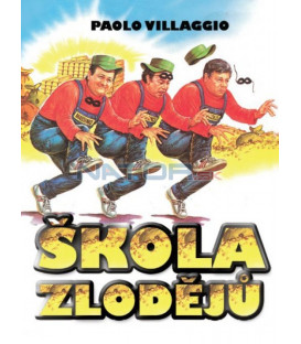Škola zlodějů 1  (Scuola di ladri) DVD