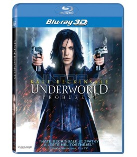 Underworld 4: Probuzení (Underworld: Awakening ) 2012 - Blu-ray