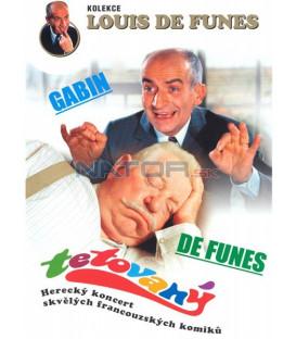 Tetovaný (Tatoué, Le) DVD