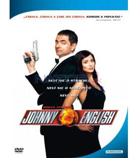 Johnny English (Johnny English) DVD