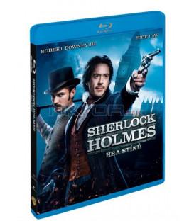 Sherlock Holmes: Hra stínů (Blu-ray) (Sherlock Holmes: A Game of Shadows)