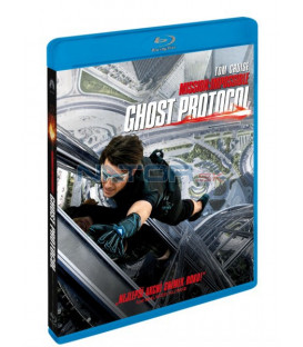 Mission: Impossible Ghost Protocol (Blu-ray) (Mission: Impossible Ghost Protocol)