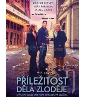 Příležitost dělá zloděje (Henrys Crime) DVD