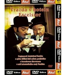 Vražda v hotelu Excelsior DVD