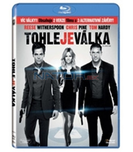 Tohle je válka! (This Means War) Blu-Ray