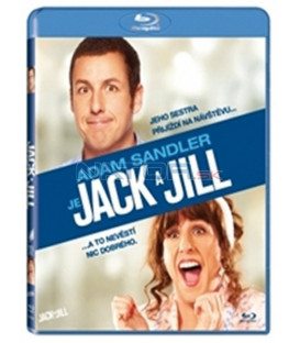 Jack and Jill (Jack and Jill) Blu - Ray