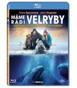 Máme rádi velryby ( Big Miracle ) - Blu - Ray
