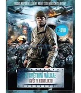 2. světová válka: Svět v konfliktu – 2. DVD – SLIM BOX