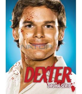 Dexter 2. série 3DVD  (Dexter Season 2)