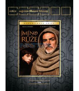 Jméno růže 2DVD (The Name of the Rose) – edice Největší filmové klenoty