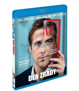 Den zrady (Blu-ray)  (The Ides of March)