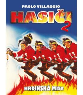 Hasiči 2 Hrdinská mise  ( Missione Eroica - I pompieri 2 ) DVD