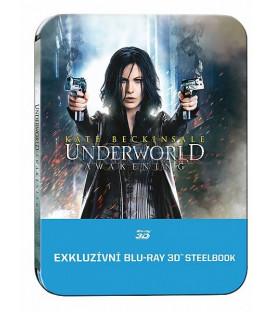 UNDERWORLD: Probuzení 3D STEELBOOK Sběratelská edice (Blu-Ray)