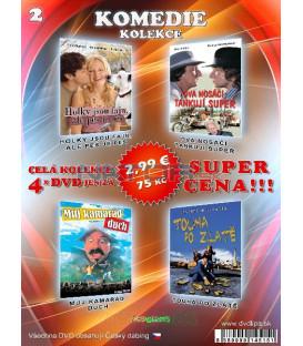 Komedia kolekcia 2 - / 4 DVD /