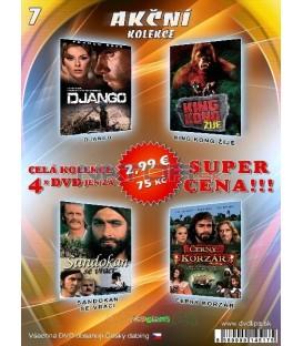Akčná Kolekcia 7 - / 4 DVD /