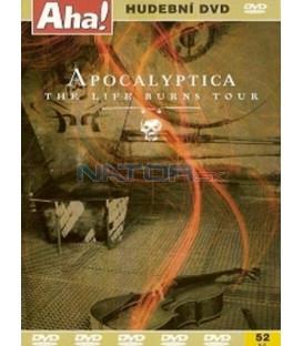 Apocalyptica - The Life Burns Tour DVD