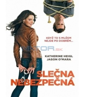 Slečna nebezpečná (One for the Money) DVD