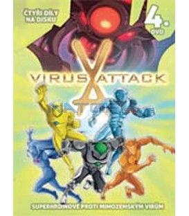Virus Attack – 4. DVD – SLIM BOX