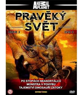 Pravěký svět série 2 dvd 2   (Paleoworld) DVD