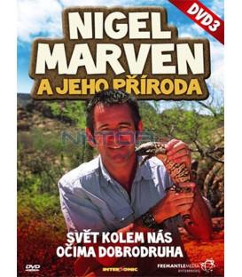 Nigel Marven a jeho příroda 3   (Nigel Marven)
