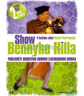 Show Bennyho Hilla série 4 dvd 2   (The Benny Hill Show)