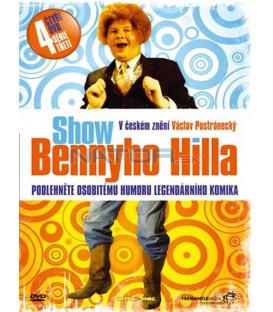 Show Bennyho Hilla série 3 dvd 4   (The Benny Hill Show)