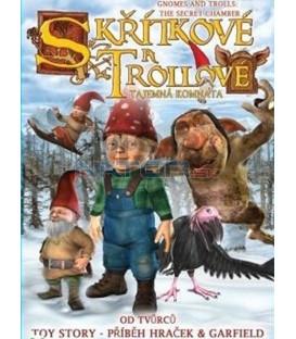 Skřítkové a trollové (Gnomes and trolls) DVD