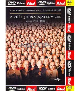 V kůži Johna Malkoviche (Being John Malkovich) DVD