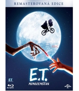 E.T. - MIMOZEMŠŤAN (speciální edice) - Blu-ray