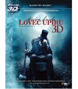 Abraham Lincoln: Lovec upírů (Abraham Lincoln: Vampire Hunter) - Blu-ray 3D