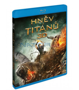 HNĚV TITÁNŮ (Wrath of the Titans) - Blu-ray 3D + 2D