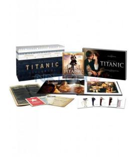 TITANIC 3D : sběratelská edice k 100. výročí- Blu-ray 3D