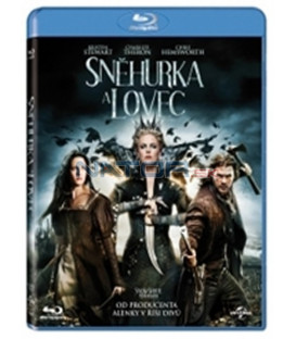 SNĚHURKA A LOVEC (Snow White and the Huntsman) - Blu-ray