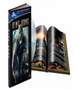 KING KONG (2005, speciální edice) - Blu-ray DIGIBOOK