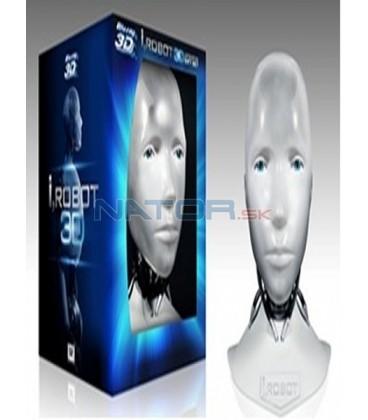 JÁ, ROBOT 3D (speciální edice) - Hlava robota / 2004  - Blu-ray 3D