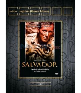 Salvador  (Salvador) - edice Největší filmové klenoty
