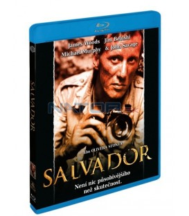 SALVADOR - Blu-ray