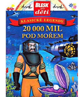 20 000 mil pod mořem (20,000 Leagues Under the Sea) DVD