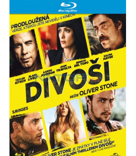 DIVOŠ I (Savages) 2012 - Blu-ray